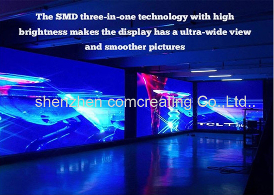 Chiny Super Slim P4 Digital Video Wall Reklama Indoor Dj Kontekst Led Video Display Panels dostawca
