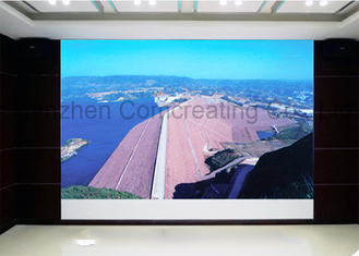 High Definition P4 Indoor Advertising LED Video Wall Panel Full Color HD LED Display Panel Screen Front Service
