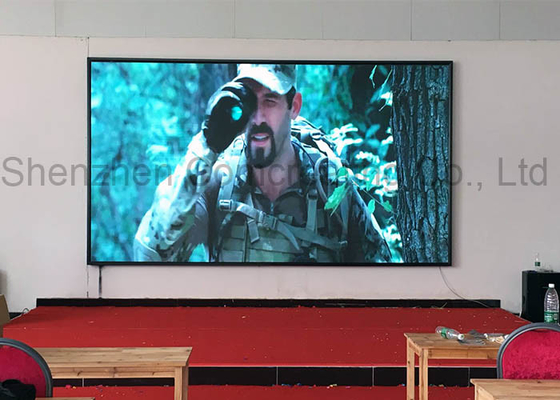 Small Pixel Pitch Led Video Wall Screen , Led Panel Video Wall Smd Indoor P1.562