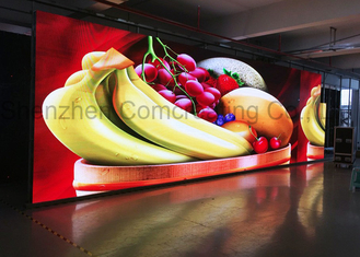 Small Pixel Pitch P1.875 Indoor LED Video Walls 3840Hz Energy Saving Strong Structure