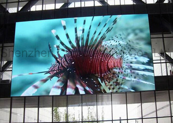 Chiny Epistar Chip Video Wall Led 1R1G1B Smd Indoor P1.25mm 640000 Dots / Sqm fabryka
